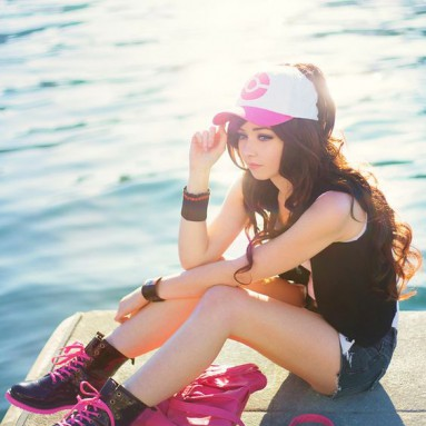 Awesome Look – Trainer Hilda